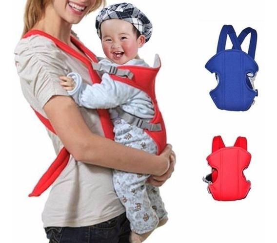 Canguru Mamãe Carregador De Bebê Até 12kg Ergonômico