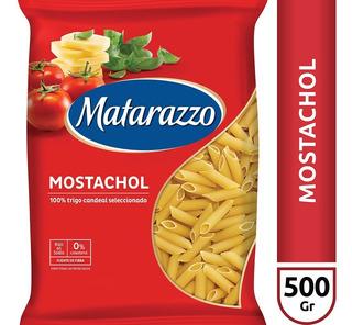 Fideos Matarazzo Mostachol Rayado X 500g.