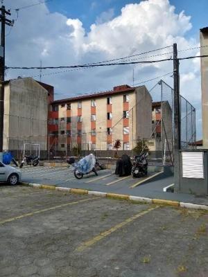 Apartamento No Bairro Sabaúna, Em Itanhaém, Cod.6460