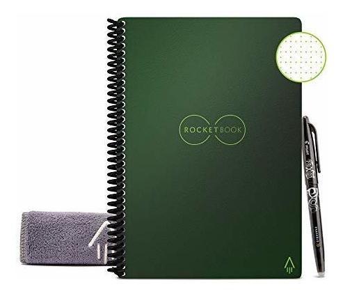 Portatil Reutilizable Inteligente Rocketbook - Portatil Ecol