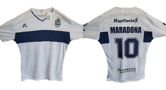 Camiseta De Gimnasia 2019 Le Coq Sportif #10 Maradona