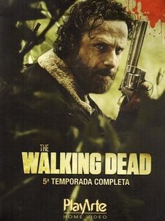 Walking Dead Temporadas 1,3,4,5,6 E 7 (menos A 2 ) - Lacrado