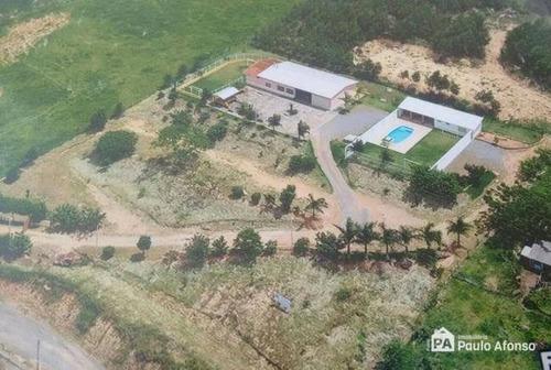 Chácara Com 1 Dormitório À Venda, 22000 M² Por R$ 490.000,00 - Sao Sebastiao Da Grama - São Sebastião Da Grama/sp - Ch0030