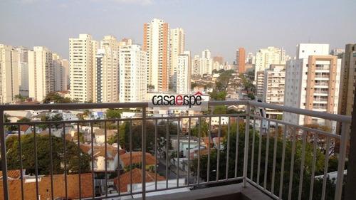 Imagem 1 de 15 de Apartamento - Vila Anglo Brasileira - Ref: 719 - V-719