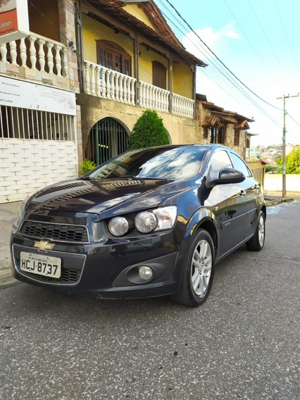Gm - Chevrolet Sonic Sedan 1.6 Ltz Sedan 16v Flex 4p 2012/20