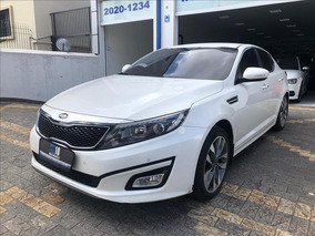 Kia Optima 2.0 Ex 16v Gasolina 4p Automatico