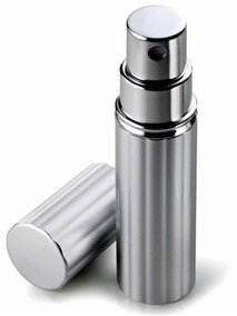 250 Porta Perfume Alumínio 10 Ml Promoção, Lembrancinhas