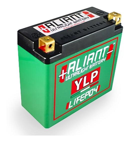 Bateria Lithium Litio Aliant Ylp24 Moto Competição Pista