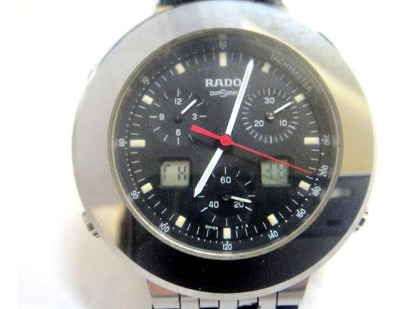 Relógio Chronograph Rado Diastar