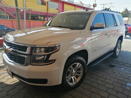Chevrolet Tahoe 2016 5.4 Ls Tela At