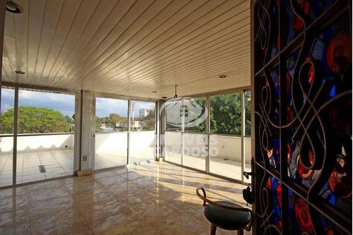 Imagem 1 de 26 de Apartamento Com 4 Dormitórios Para Alugar, 240 M² Por R$ 6.000 - Alto De Pinheiros - São Paulo/sp - Ap0809