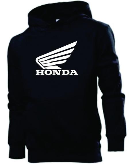 Blusa De Moletom Honda Moto