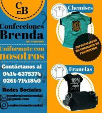 Fabrica Confeccion Chemises De Promo Uniformes Para Empresas