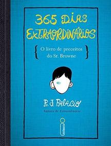 Livro 365 Dias Extraordinários - Capa Dura
