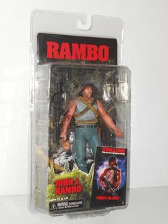 Rambo - John J. Rambo (first Blood) - Neca - Nuevo / Blister