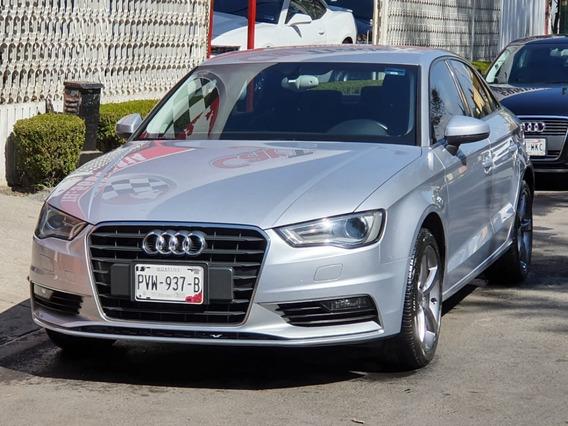 Audi A3 2015 Ambiente 1.8t Factura De Audi Excelente Estado