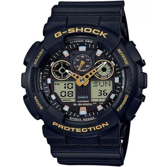 Relogio Masculino G-shock Ga-100gbx-1a9dr