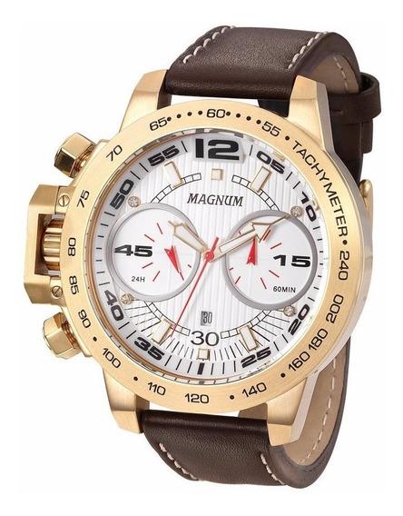 Relógio Magnum Masculino Ma33666h - Nfe