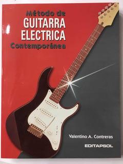Métodos Valentino Contreras Guitarra Y Armonia