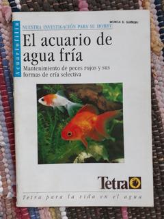 Libro Acuario De Agua Fria