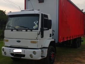 Ford Cargo 1517 Bau Sider