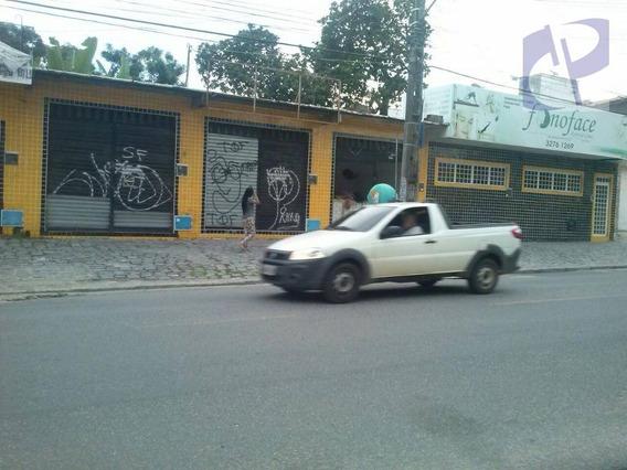 Loja Comercial Para Locação, Lagoa Redonda, Fortaleza. - Lo0043