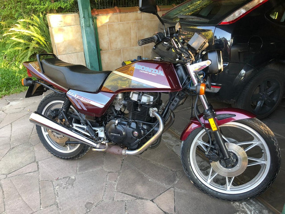 Honda Cb450dx