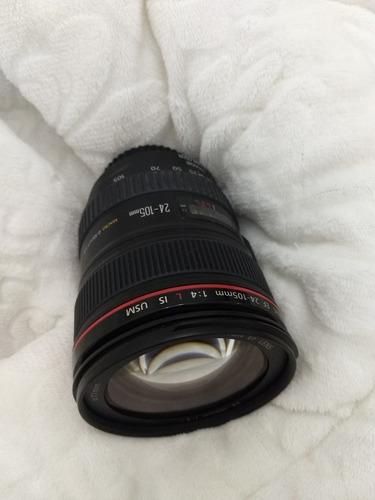 Lente Canon 24-105 F/4 Usm