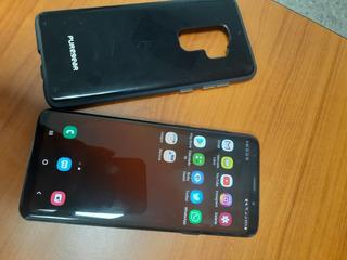 Celular Samsung S9 Plus 64+ 6 Usado