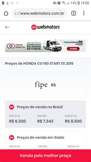 Honda Cg 150 Start Flexone