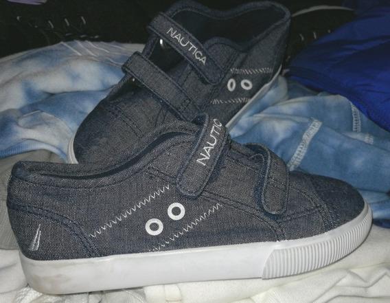 Zapatos De Niño Marca Nautica