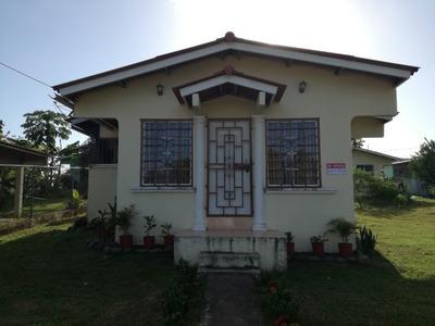 Se Vende O Alquila Casa / Residencial Villa Marina Veraguas
