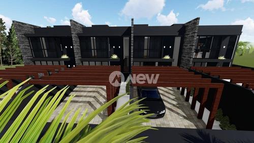 Casa Com 3 Dormitórios À Venda, 119 M² Por R$ 525.000,00 - Monte Blanco - São Leopoldo/rs - Ca3796