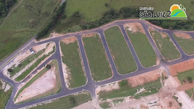 Venda - Terreno - São Luiz - Jacutinga - Mg - Tr1994j