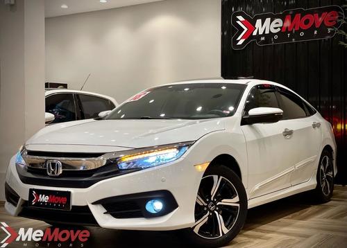 Imagem 1 de 12 de Honda Civic Touring 1.5  2018