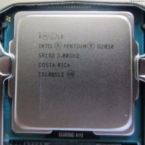 Processador Intel Dual Core 3.0ghz 1155