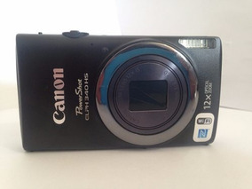 Camera Digital Canon Power Shot Elph 340 Hs S/cabo/bateria