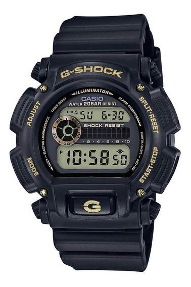 Relógio Casio G-shock Dw-9052gbx-1a9 Original C/ Nota Fiscal