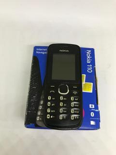 Nokia 110 Dual Chip, Câmera Vga, Bluetooth - Usado