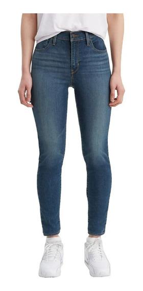 Calça Jeans Levis 720 High Rise Super Skinny 527970097