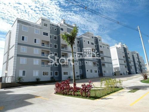 Imagem 1 de 18 de Apartamento À Venda Em Jardim Antonio Von Zuben - Ap003218