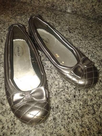Zapatos Stride Rite Niña Talla 30 Oferta