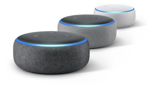 Echo Dot 3ra Gen Amazon Con Alexa Español