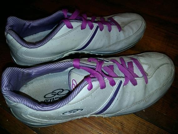 Zapatillas Deportivas Para Running Olimpikus Para Mujer