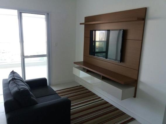 Apartamento Quarto E Sala No Rio Vermelho 49m2 - Bru781 - 34675316
