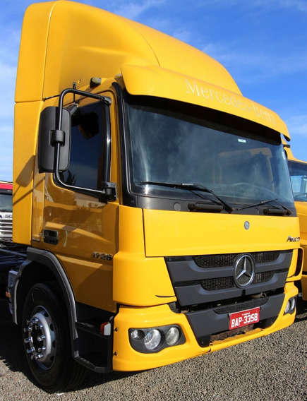 Mercedes-benz Atego 1726 - 2013/13 - 4x2 (bap 3358)