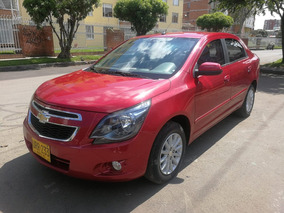 Chevrolet Cobalt Mt1800cc Rojo Velvet Aa Ab Abs Dh