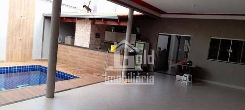 Casa Com 3 Dormitórios À Venda, 260 M² Por R$ 403.000 - Jardim Santa Clara Ii - Serrana/sp - Ca1892