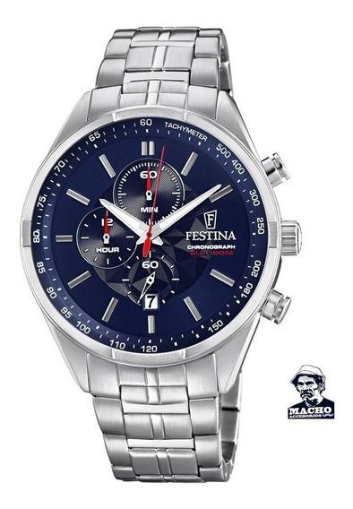 Reloj Festina F6863/3 En Stock Original Nuevo Con Garantia