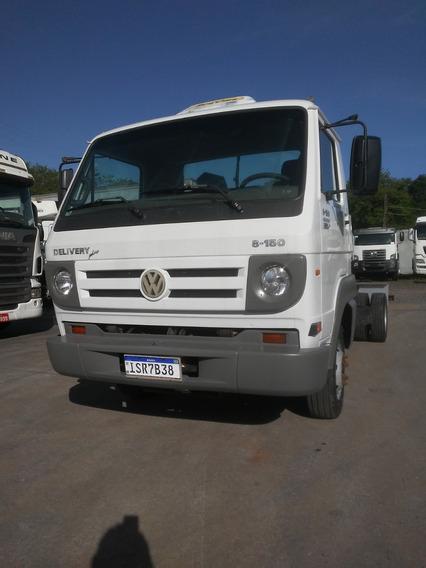 Volkswagen Vw 8.150 Plus Ano 2011 - Mondial Veiculos Ltda -